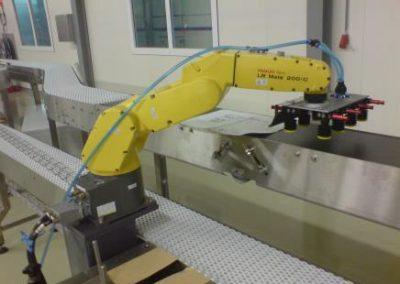 robotsystemen voor de industrie